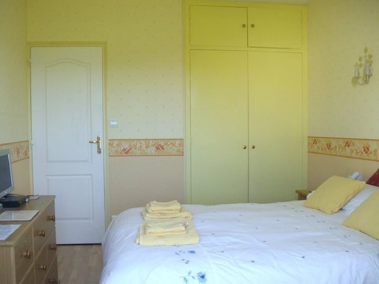 Le Coin de Jeammet. Bedroom Mimosa